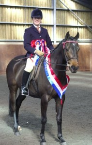 Carol Johnson - Owner Strumpshaw Riding Centre